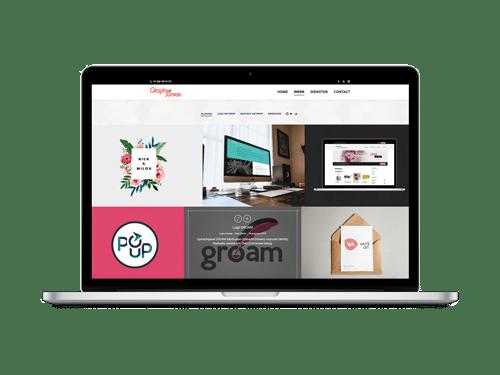 Wordpress website Amsterdam